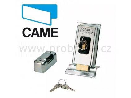 CAME LOCK 81 Elektrický zámek pro křídlové brány, s jednostranná vložka, 12V