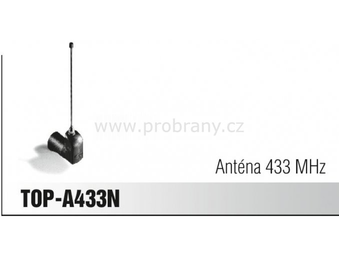 CAME TOP A433N anténa, frekvence 433Mhz