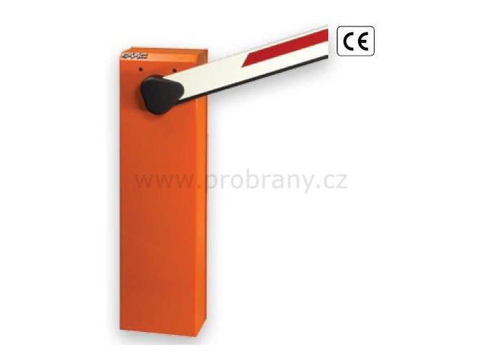 FAAC 615 BPR - STD, automatická hydraulická závora s délkou ráhna do 5 m