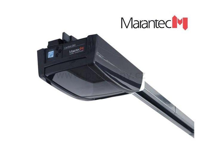 Marantec Comfort 270.1, pohon pro garážová vrata výšky 2,27m a plochy 11m2