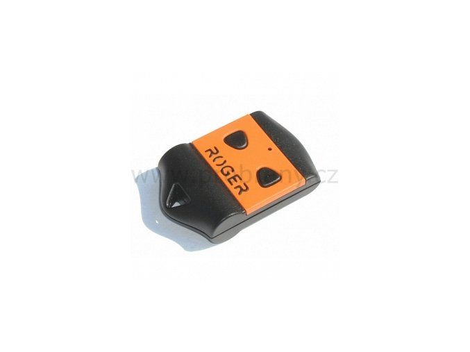 ROGER TX22 - dvoukanálový dálkový ovladač 433,92MHz