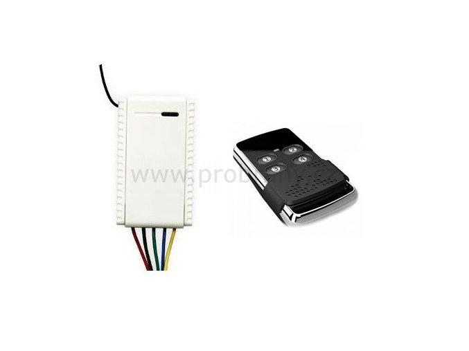 EP SET R51/T64B externí jednokanálový přijímač s dálkovým ovládáním