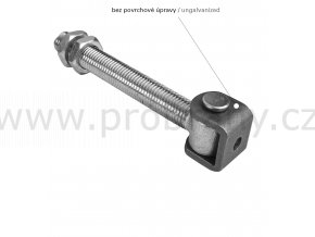 CAIS HL 24 nastavitelný pant pro dřevěné a kovové sloupky
