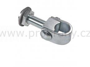 CAIS HN 40 nastavitelný pant s třmínkem pro kovové sloupky