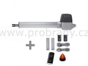 Hörmann RotaMatic PL1 SK BiSecur pohon pro jednokřídlou bránu do průjezdu 4m, fotobuňky, dálkový ovladač, maják