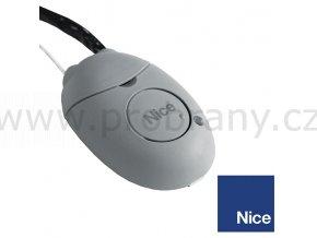 NICE SMX2R externí přijímač dvoukanálový 433,92Mhz, plovoucí kód
