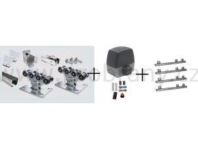 Hörmann Lineamatic P SK kompletní sestava pro posuvnou bránu do 4,5m průjezdu s pozinkovaným profilem STAGE SZ, pohon