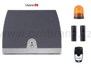 MARANTEC COMFORT 880 poho pro posuvnou bránu do 400 kg, fotobuňky, dálkový ovladač, maják