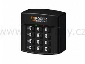 ROGER H85/TDR/E - bezdrátová klávesnice  433Mhz