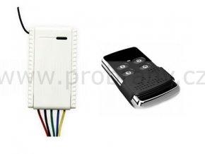 EP SET R52/T64B 2-kanálový přijímač a vysílač pro ovládání bran a vrat
