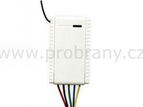 R51 - jednokanálový přijímač dálkového ovládání 433Mhz