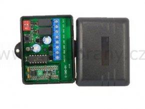 VR42.868 - dvoukanálový externí přijímač pro VT4.868