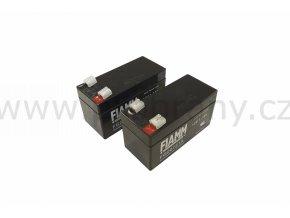 ROGER BT12V12 - 2x akumulátor pro kartu B71/BC