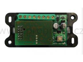 KEY Externí přijímač 2-kanálový, 200 kódů, pevný a plovoucí kód