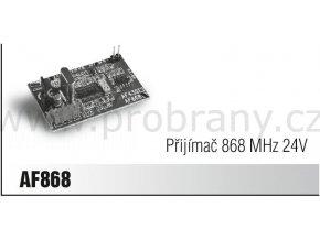 CAME AF 868, přijímač, frekvence 868Mhz JEDEN KUS