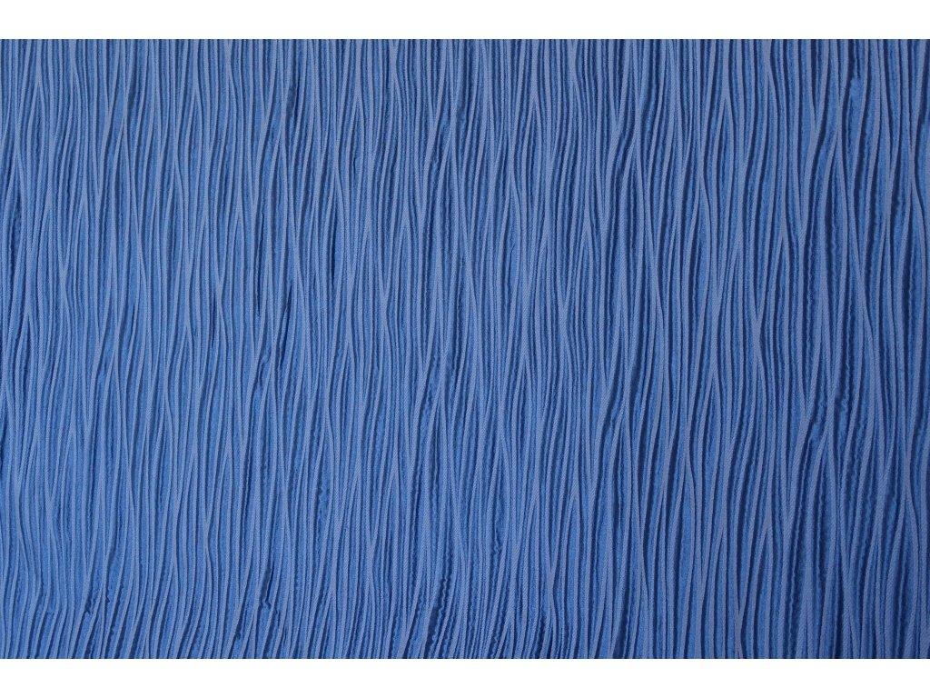 DEKORAČNÍ LÁTKA BELLA šíře 280 modrá