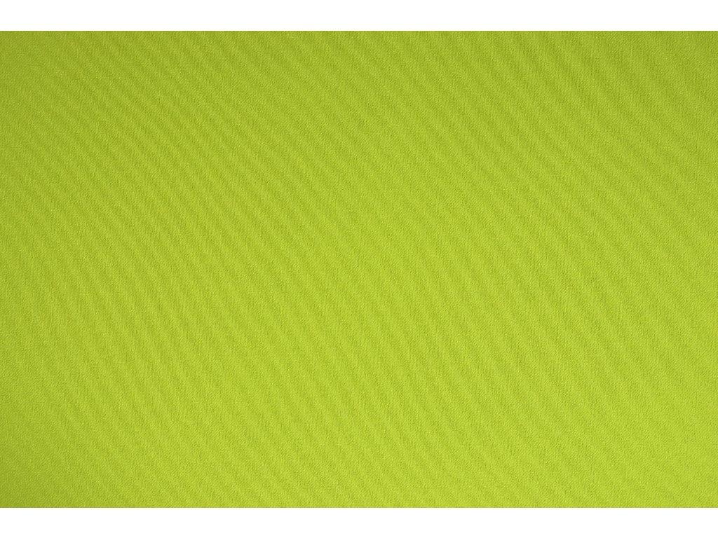 DEKORAČNÍ LÁTKA BLACKOUT UNI 11040 š.150  zelená apple 566