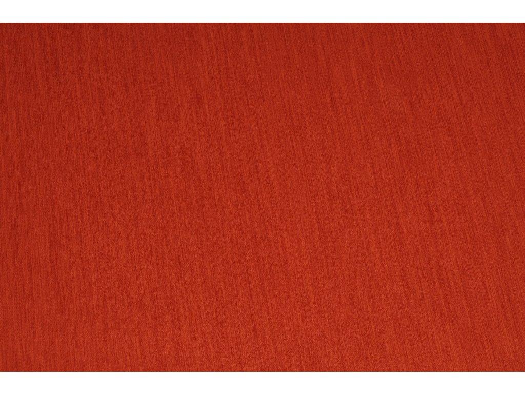 DEKORAČNÍ LÁTKA BLACKOUT 322075 šíře150 melír cihlový