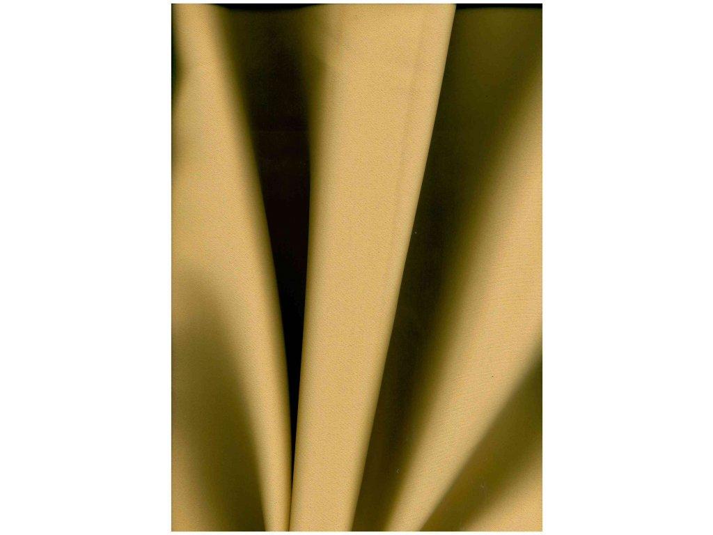 DEKORAČNÍ LÁTKA BLACKOUT 11040 šíře 150 211 Amber
