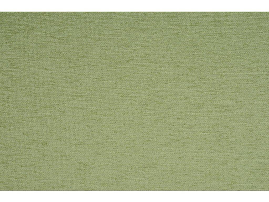 POTAHOVÁ LÁTKA BRUGY uni š.150 zelená světlá