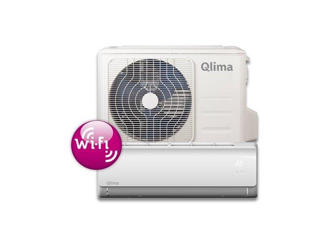 Nástěnná  klimatizace Qlima SC 3725 in