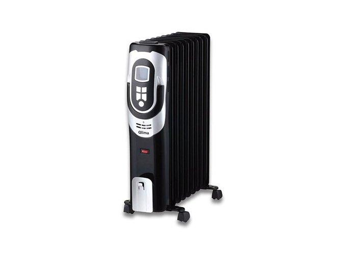 Olejový radiátor Qlima EOR 1515 LCD
