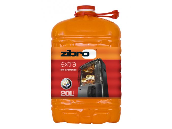 Tekuté palivo Zibro extra