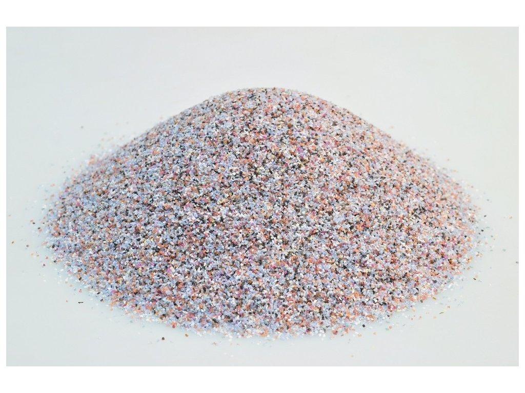 Výběr abraziva a pískovačky podle tryskaného materiálu