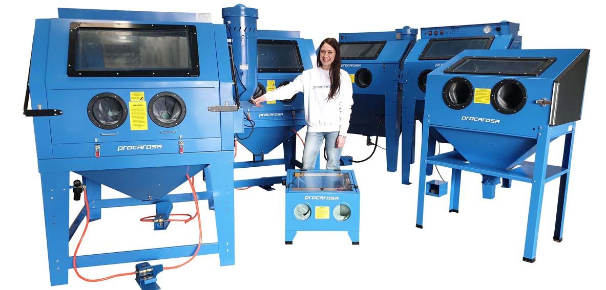 Jak vybrat pískovací zařízení