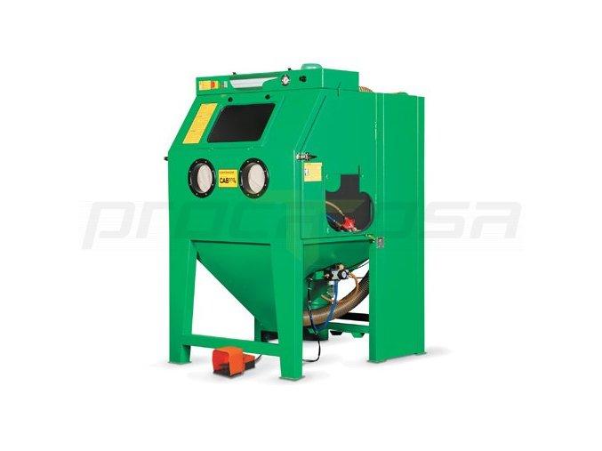 Injektorová tryskací kabina CAB-110SD - Contracor