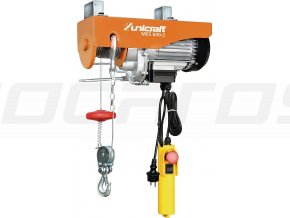 Elektrický lanový kladkostroj MES 600-2