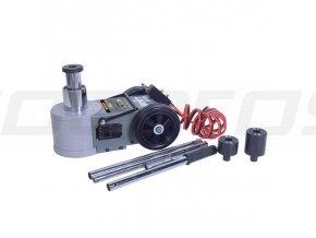 Dvoupístový pneumaticko - hydraulický zvedák S30-2ML