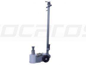 Dvoupístový pneumaticko - hydraulický zvedák S30-2E
