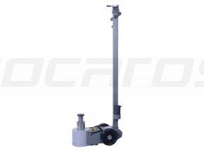 Dvoupístový pneumaticko - hydraulický zvedák S40-2EL