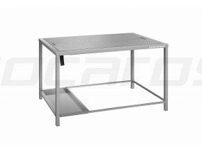 Odkapávací stůl pro demontáž INOX 3