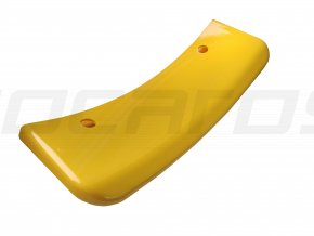 Plastový kryt patky na odrážení pro typ 505, 23 cm