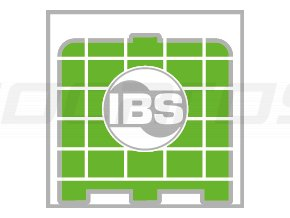 Procarosa IBC 50 900 1000 litru IBC