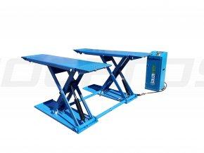 Nízkozdvižný zvedák plošinový 3000 kg