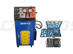 Plnička oleje pro automatické převodovky s adaptery