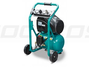 Mobilní kompresor Compact-Air 221/10 E