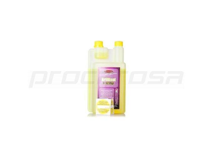 Fluorescenčná kvapalina pre chladivo r1234yf
