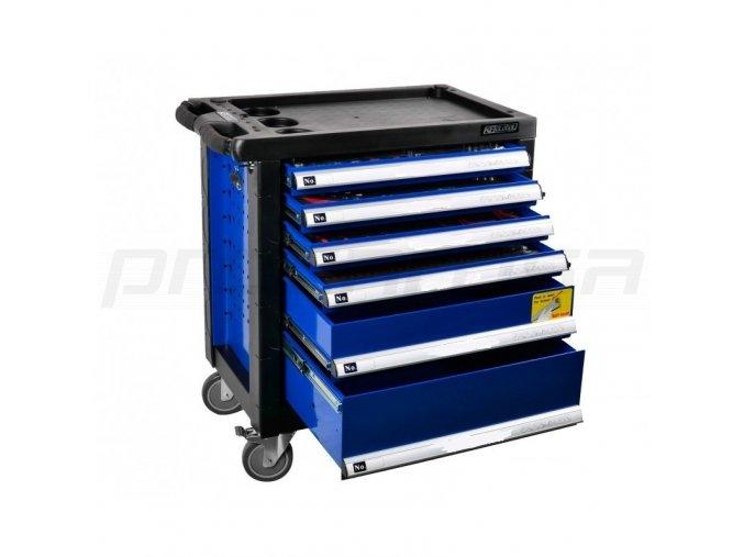 Pojazdný box s náradím 234 kusov