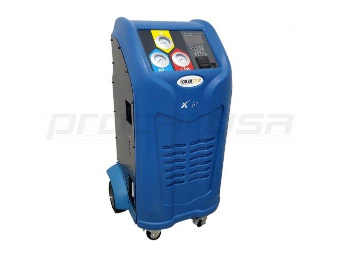 Plnička klimatizácií X40 automat