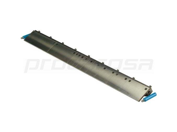 Vysoká segmentová horná lišta 660 HS