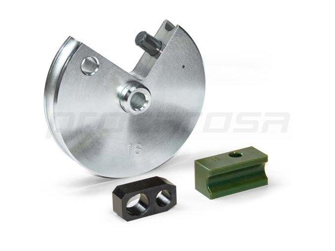 Súprava Ø 20 - 3 D / polomer 60 mm
