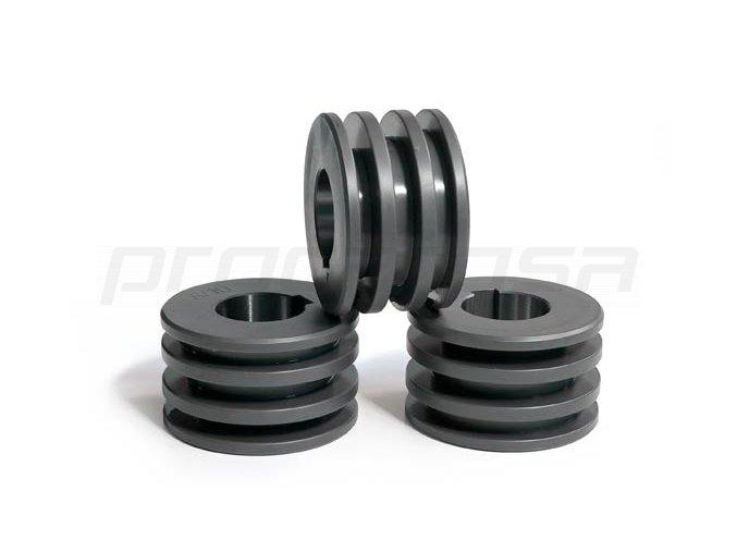 Kladky na pásovú oceľ 8/10 mm na výšku (max. 40 mm)
