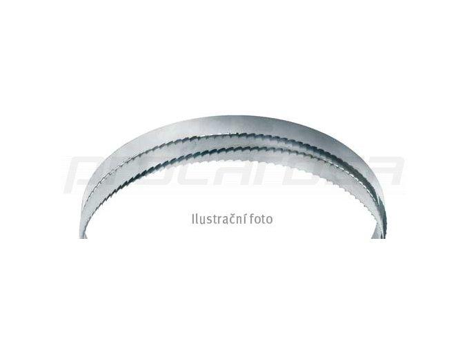 "Pílový pás M 42 Bi-metal - 2 480 × 27 mm (10/14"")"