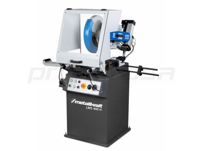 Poloautomatická okružná píla na ľahké kovy LMS 400 H