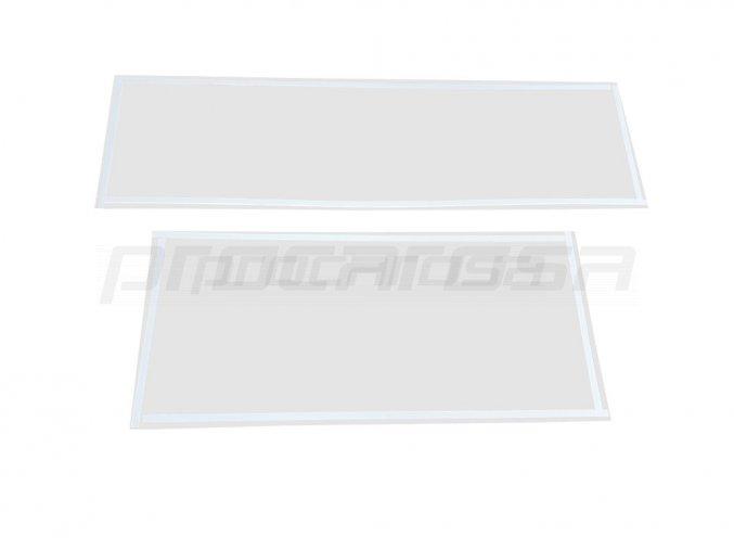 Ochranná fólia priezoru a žiarivky pre pieskovací box Procarosa PROFI1200