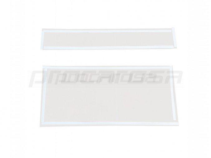 Ochranná fólia priezoru a žiarivky pre pieskovací box Procarosa PROFI420